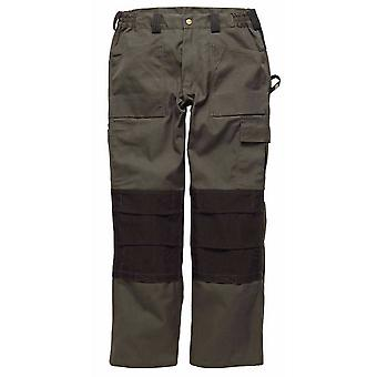 Dickies Mens GDT290 werkkleding broek olijfgroen WD4930O