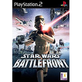 Star Wars Battlefront (PS2) - Usine scellée