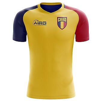 2020-2021 Chad Home Concept Football Shirt