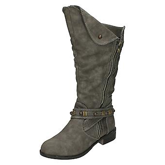 Ladies Coco Stylish Long Boots L9342