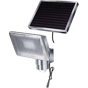 Brennenstuhl SOL 80 1170840 Solar spotlight (+ motion detector) 4 W Neutral white Silver-grey