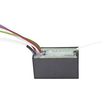 Striscia di LED dimmer Barthelme CHROMFLEX III RC Mini Master 868.3 MHz 20 m 39 mm 21 mm 20 mm