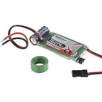 Modelcraft BEC strömförsörjning