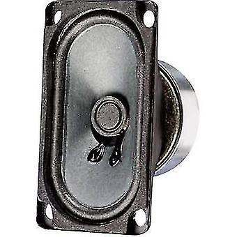 Visaton SC 5.9 ND 3 inch 7.62 cm Wideband luidsprekerchassis 3 W 4 Ω