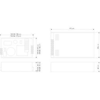 TracoPower TXH 360-112 Módulo PSU CA/CC 30 A 360 W 12 Vdc