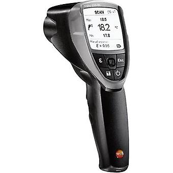 Testo 835-T1 IR thermometer display (thermometer) 50:1 -30 tot + 650 °C contact meting