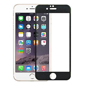 Apple iPhone 6 / 6s 3D Panzer Glas Folie Display 9H Schutzfolie Hüllen Case Schwarz