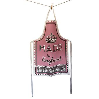 Made in England grembiule rosa