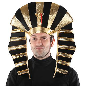 King Tut Egyptian Pharaoh Ramesses Ancient Egypt Mens Costume Oversized Hat