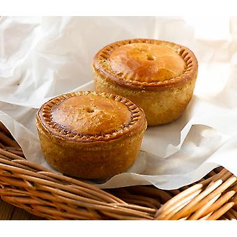 Wrights Frozen Dinky Small Pork Pies