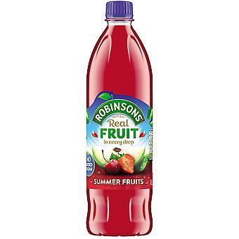 Robinsons No Added Sugar Summer Fruits Squash