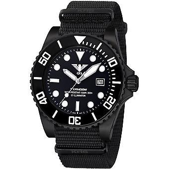 KHS heren horloge KHS. TYBS. NB
