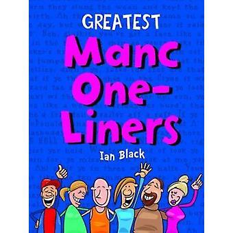 Största Manc One-Liners av Ian Black - 9781845027018 bok