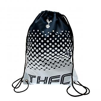Tottenham Hotspur FC Fade Design Drawstring Gym Bag