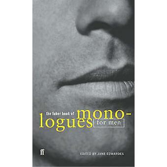 Die Faber Buch Monologe - Männer (Main) von Jane Edwardes - 978057121