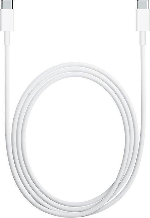 Original Packed Apple MLL82ZM/A USB-C Charging Cable 2m, USB-C to USB-C - White