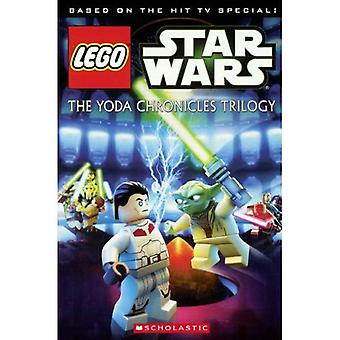 LEGO Star Wars: La trilogia di Yoda Chronicles