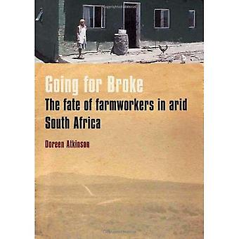 Gå för pank: ödet för lantarbetare i torra Sydafrika