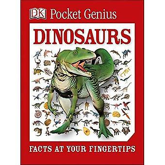 Pocket Genius: Dinozaury