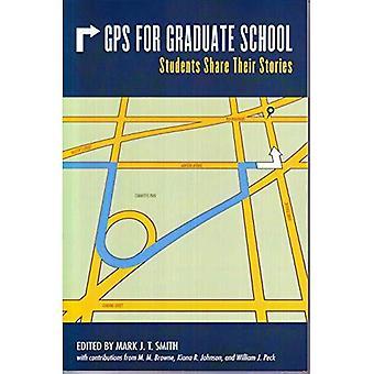 GPS voor de Onderzoekschool: studenten delen hun verhalen