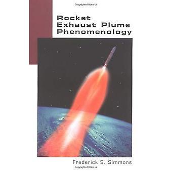 Raket avgaser Plume fenomenologi