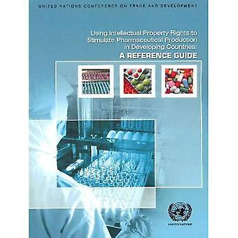 Med hjälp av immateriella rättigheter att stimulera farmaceutisk produktion i utvecklingsländer