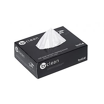 Bolle B401 B-Clean 200 Tissues For B400 And B410