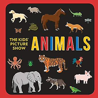 Animals (Kids' Picture Show) [Board book]