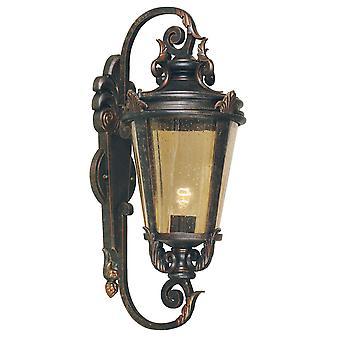 Grande - lanterna de parede Baltimore Elstead iluminação