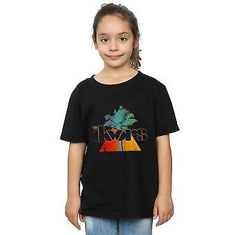 The Doors Girls Palm Triangle T-Shirt