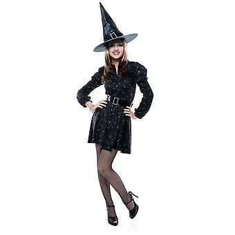 Elegant Witch Teen Costume