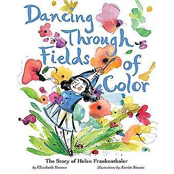 Dancing Through velden van kleur
