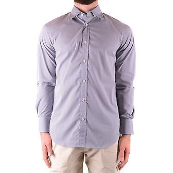 Dsquared2 Ezbc008135 Men's Camisa de Algodão Multicolor