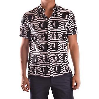 Marc Jacobs Ezbc062016 Uomo's Camicia in cotone nero