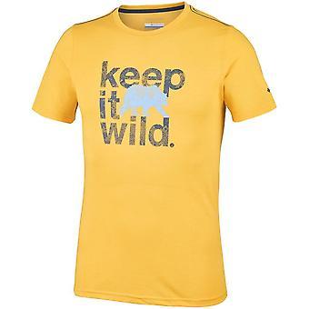 Columbia Miller Valley EO0031703 camiseta universal de homens de verão