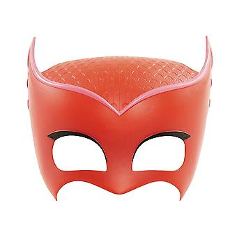 PJ maskers karakter maskers Owlette - rood