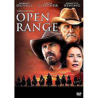Open Range [DVD] USA import