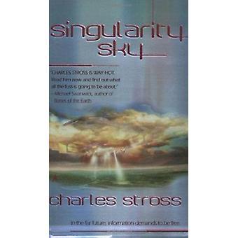 Singularity Sky by Charles Stross - 9780441011797 Book