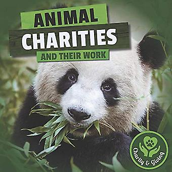 Animal Charities by Joanna Brundle - 9781786373106 Book