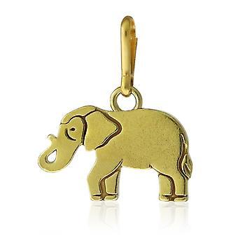 Alex i Ani słoń urok - 14 karatowym złotem - CS18E05G