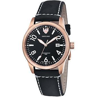 Swiss Eagle SE-9029-06 Heren Horloge