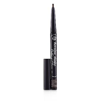 Heroine Make Color Gel Liner Super Waterproof - # 04 Deep Brown - 0.1g/0.004oz