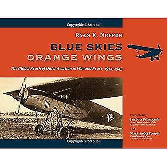 Blå himmel, Orange Wings