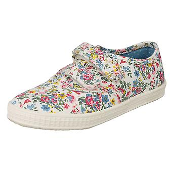 Girls Startrite Casual Pumps Wildflower