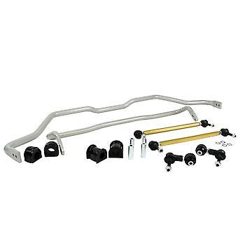 Whiteline BHK017 Sway Bar Vehicle Kit