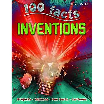 100 Facts Inventions by Duncan Brewer - 9781848106284 Book