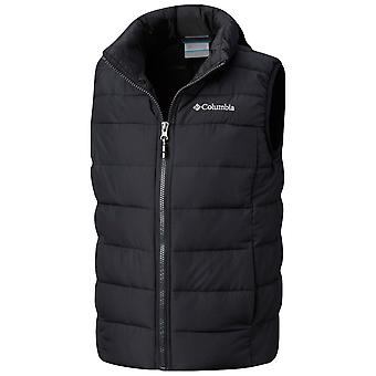 Columbia Black Childrens Powder Lite Puffer Weste