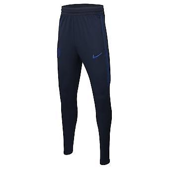 2019-2020 Челси Nike Отряд Тренировочные брюки (Обсидиан)