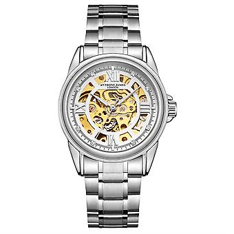 Anthony James Limited Edition Skeleton Automatic Mens Watch