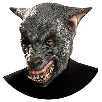 My Other Me Mask Wolfman (Babies and Children , Costumes)